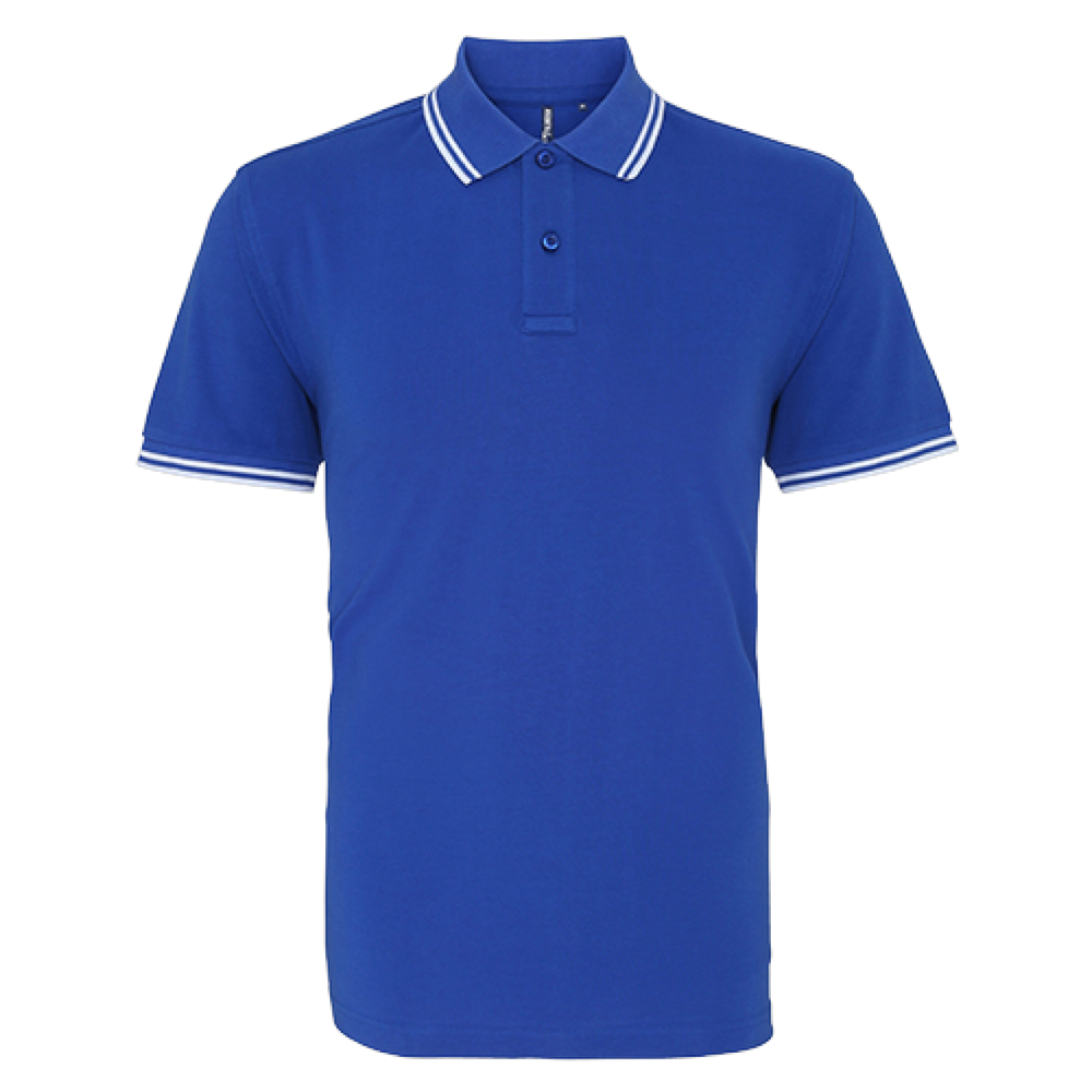 FÉRFI CLASSIC FIT TIPPED POLO /ro/wh