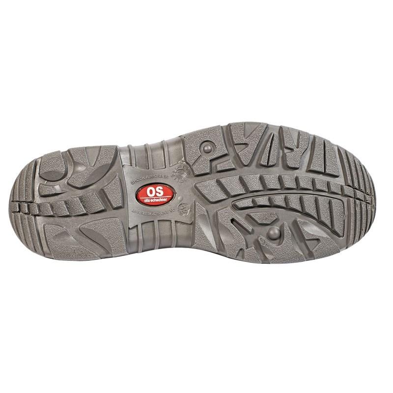 BRANDE S3 SRC cipő fekete