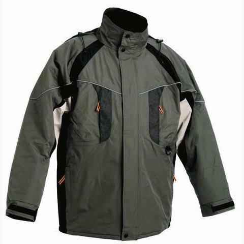Vízálló télikabát - NYALA kabát szürke