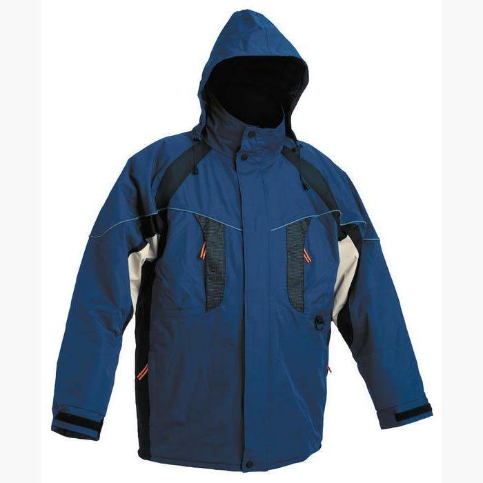 Vízálló télikabát - NYALA kabát  kék