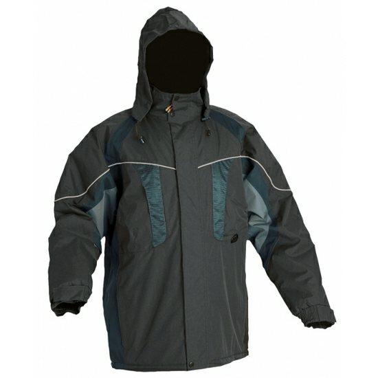 Vízálló télikabát - NYALA kabát fekete