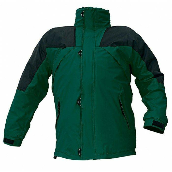 ANZAC kabát, polár bélés zöld