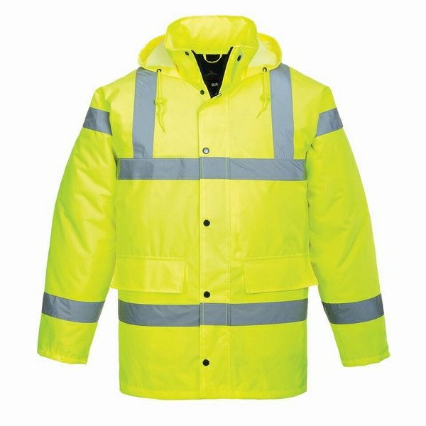 SEFTON kabát HV sárga 5652e46dda