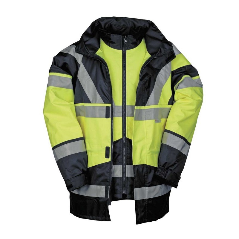 SKOLLFIELD kabát 4x1 sárga b8d73de214