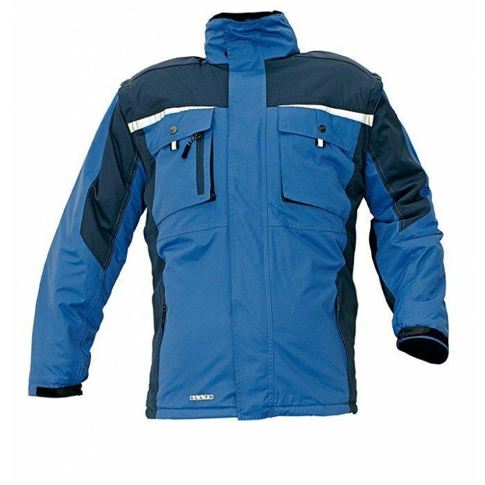 ALLYN téli kabát kék