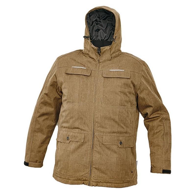 OLZA téli kabát00/5000 bézs