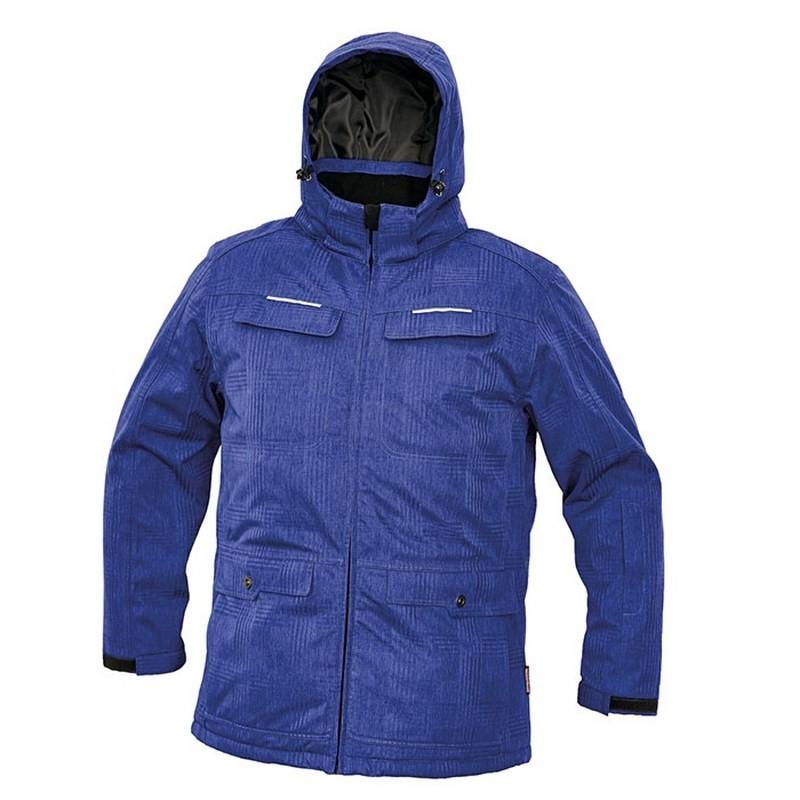 OLZA téli kabát00/5000 royal kék