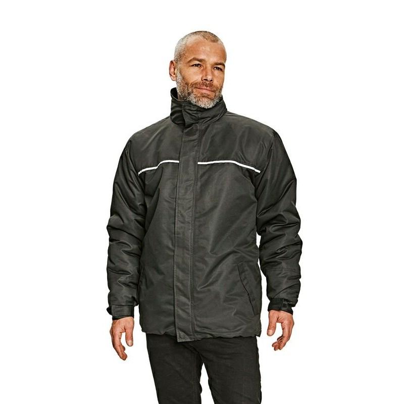 DRUMONE 4in1 kabát fekete