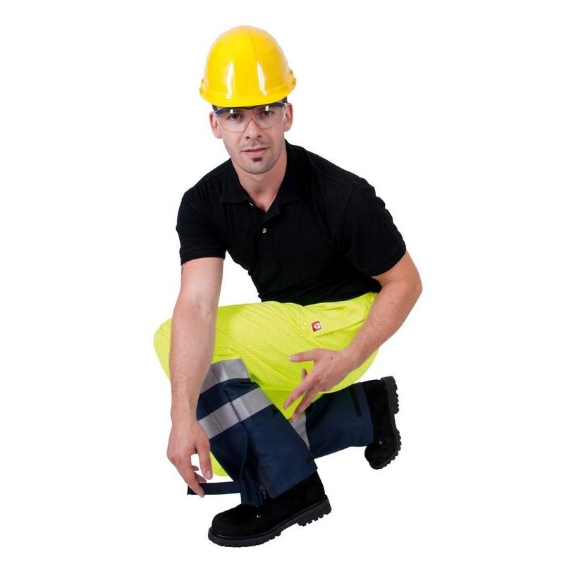GLADSTONE nadrág sárga/szürke