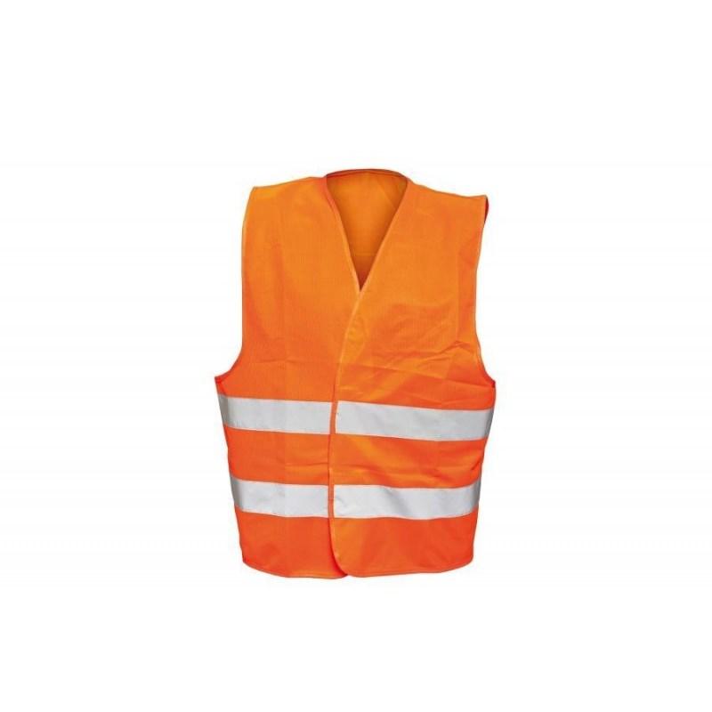FF BE-04-003 mellény HV narancs