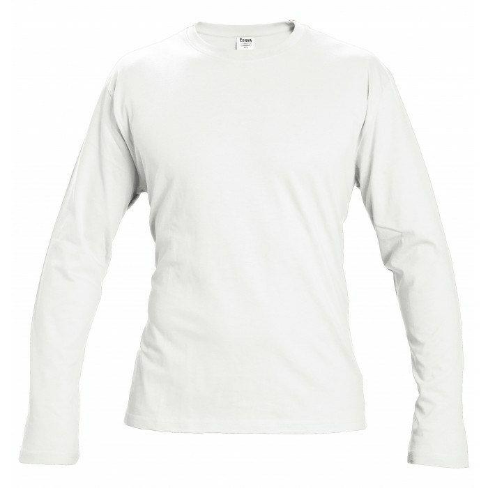 CAMBON hosszú ujjú trikó fehér
