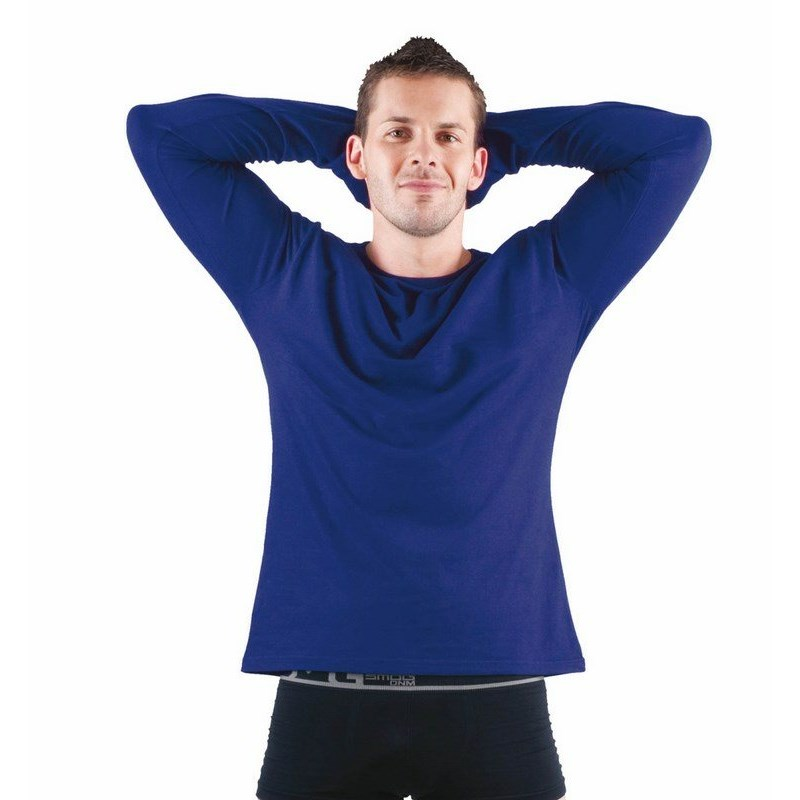 CAMBON hosszú ujjú trikó royal kék