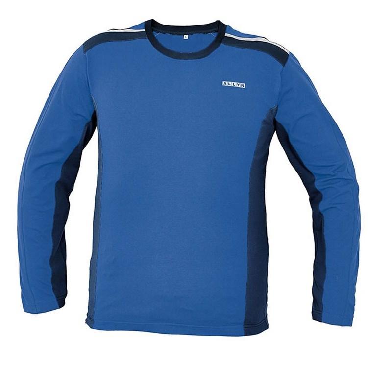 ALLYN hosszú ujjú trikó kék