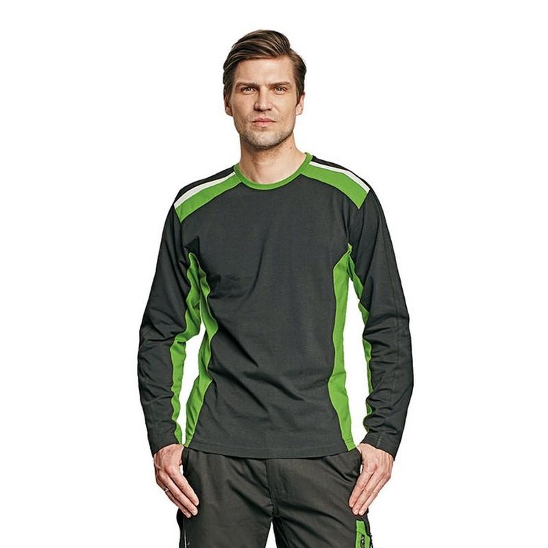 ALLYN hosszú ujjú trikó zöld