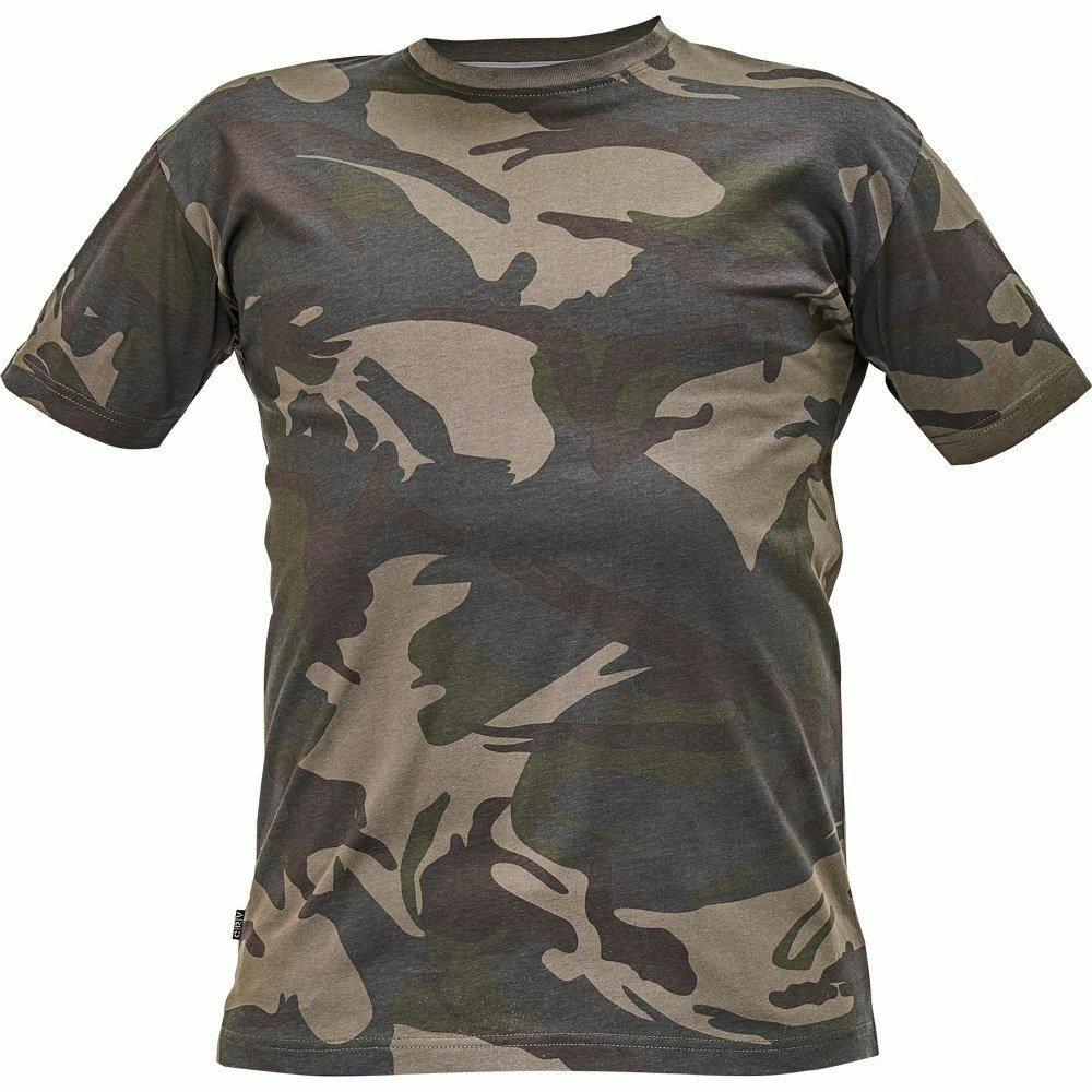CRAMBE trikó terepszínű