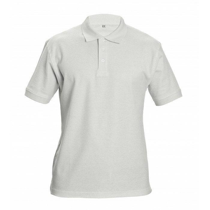DHANU piké póló fehér