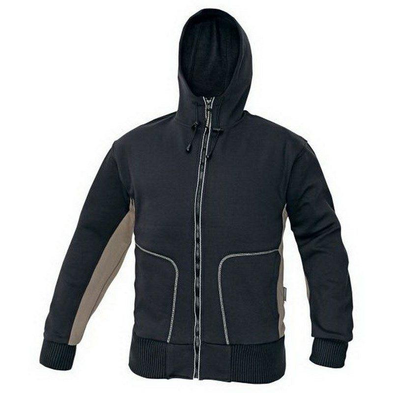 STANMORE pulóver  sötét barna