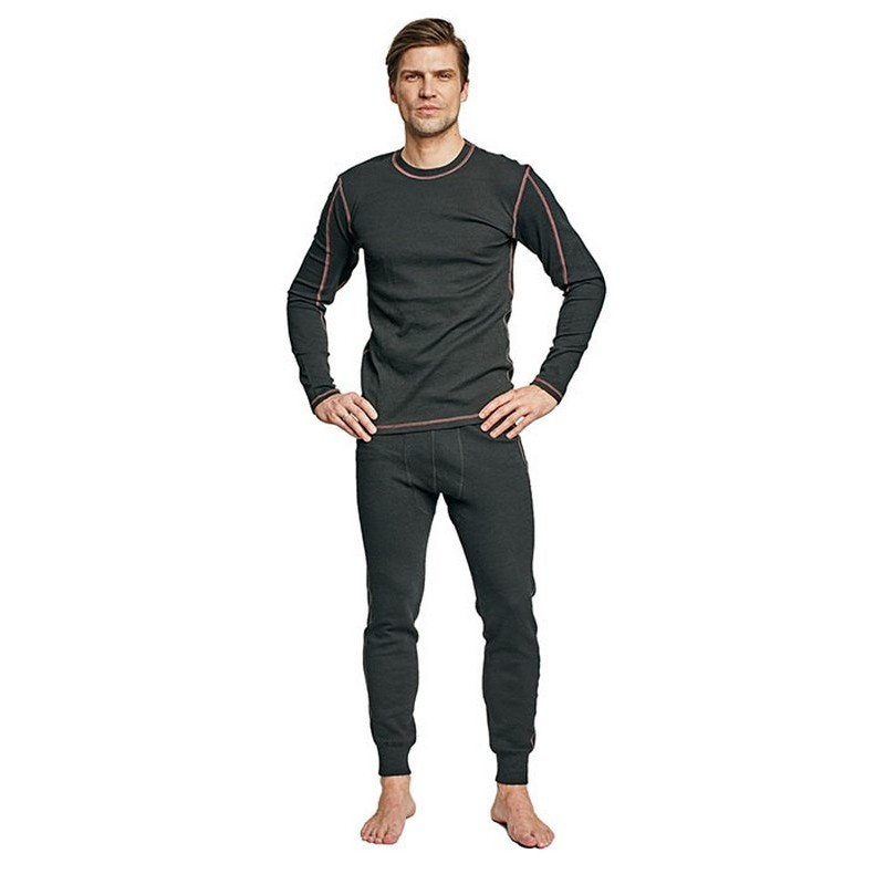 ABILD hosszúujjú trikó fekete