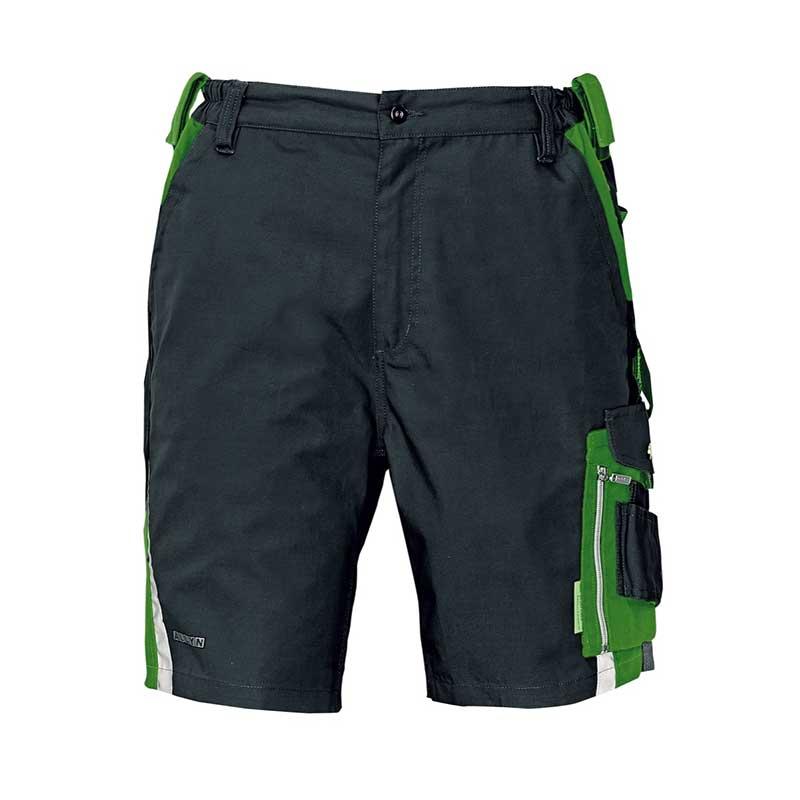 ALLYN rövidnadrág zöld