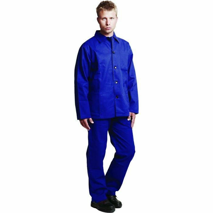 BE-01-001 derekas munkaruha öltöny kék Kínai FAZON