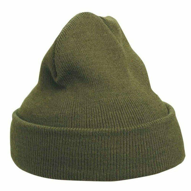 Mascot Kötött Sapka zöld színben - MESCOD