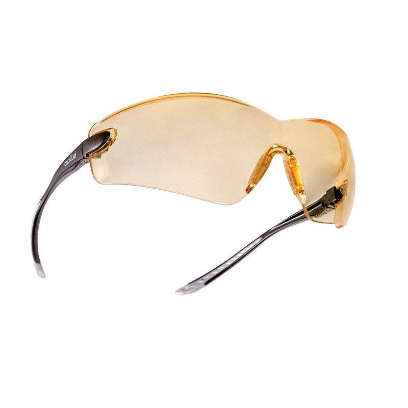 COBRA szemüveg PC, AS AF sárga