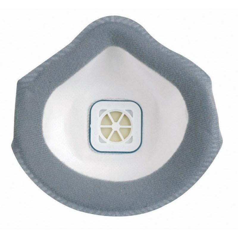 JSP Flexinet FFP2 822 részecskeszűrő szelepes