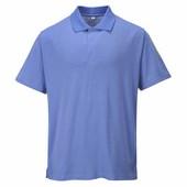 Antisztatikus, ESD pólóing kék