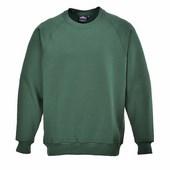 Róma pulóver zöld