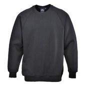 Róma pulóver fekete