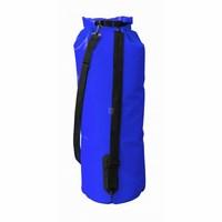 Vízálló táska 60L kék