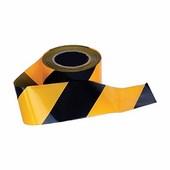 Jelzőszalag (18 db) sárga / fekete