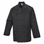 Somerset séf kabát fekete