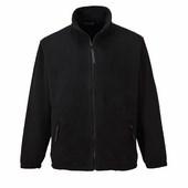 Argyll vastag polár pulóver fekete