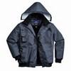 3in1 Bomber kabát Tengerészkék