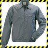 Factory munkakabát, szürke - derekánál gumírozott dzseki fazon