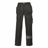 Slate Trousers fekete