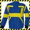 Max munkaruha kabát profiknak - Kék/ sárga