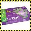 MAXTER LATEX Egyszer használatos latex kesztyű púderozott