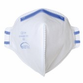 FFP2 Kagylós porálarc (20 db) fehér