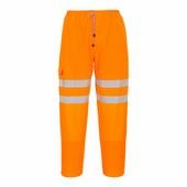 Jól láthatósági Track nadrág narancs