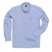 Oxford hosszú ujjú póló kék