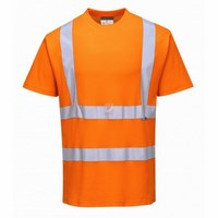 Cotton Comfort rövid ujjú póló narancs narancs