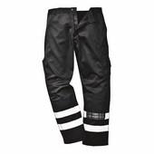 Iona biztonsági nadrág fekete