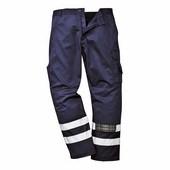 Iona biztonsági nadrág tengerészkék