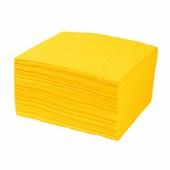 PW Spill vegyi szorbens párna (200 db) sárga