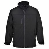 Softshell dzseki fekete