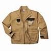 Texo kétszínű kabát keki