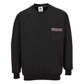 Teew pulóver fekete