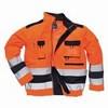 Texo Hi-Vis kabát narancs / tengerész